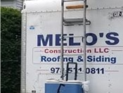 Melos Construction Roofing And Sidings Services