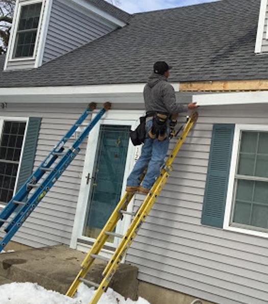 gutter installation cost