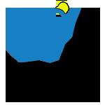 Melo's Construction Blue Call Icon